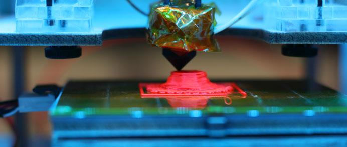 La imprenta 3D en la Imprenta del Quijote